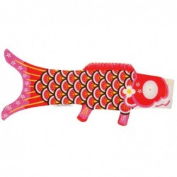 Trousse coton plastifié Pivoine rose pâle MM