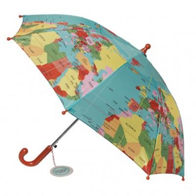 Parapluie enfant World map