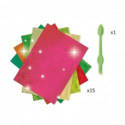 Mini tampons Christmas