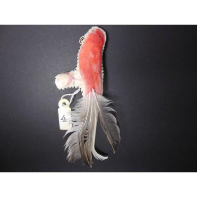 Broche oiseau 10