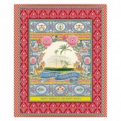 Cahier de coloriage Kimono Madame Mo