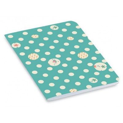Cahier Bolas Lalé turquoise