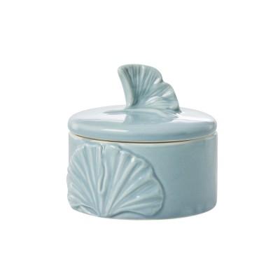 Petite boîte en céramique...