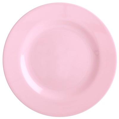 Assiette plate en mélamine...