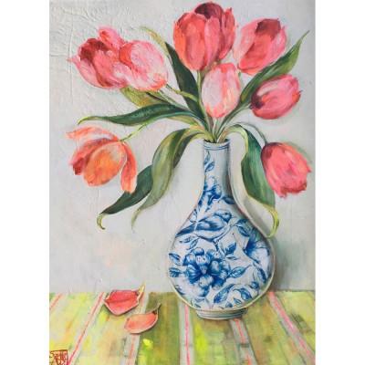 SA149 - Le Vase aux oiseaux