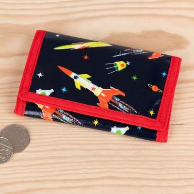 Portefeuille enfant Space Age