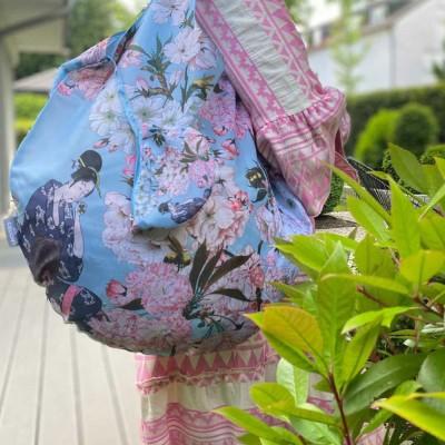 Le sac fantastique Geisha