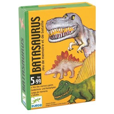 Batasaurus : jeu de mémoire...