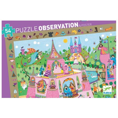 Puzzle observation :...