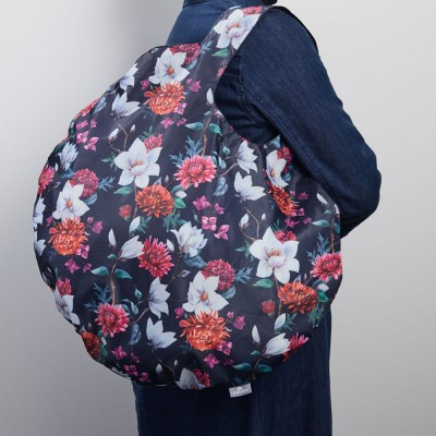 Easy bag XL Chrysanthème