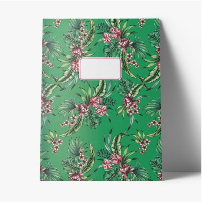 Cahier A4 Tropical