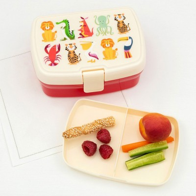 Lunch Box Colourful Creatures