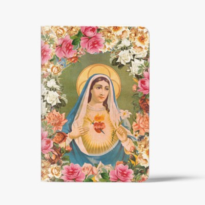 Carnet A6 Madonna