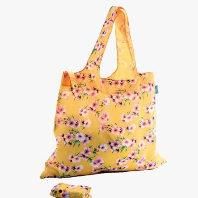 Easy bag Fleurs jaunes