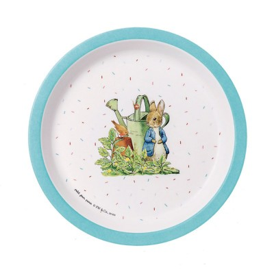 Peter Rabbit : assiette...