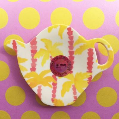 Soucoupe pour sachet de thé...