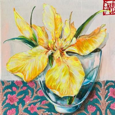 SA196 - L'iris jaune