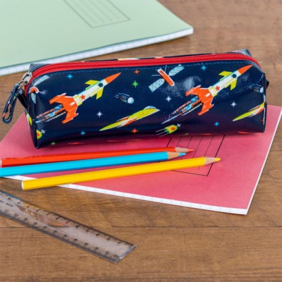 Trousse à crayons Space Age
