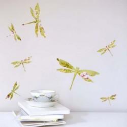 Carte double + enveloppe Flower Meadow