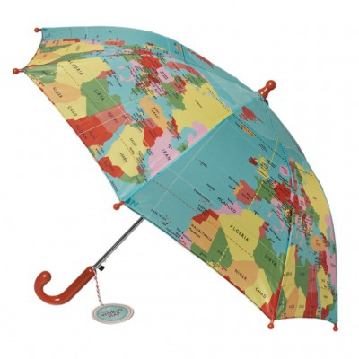 Parapluie enfant World map