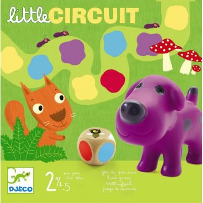 Little circuit : jeu de parcours