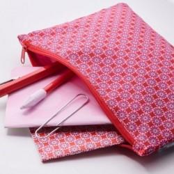 Rouleau de papier adh sif type v nilia red white dots - Papier adhesif venilia ...