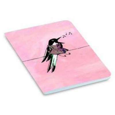 Cahier oiseau 100drine