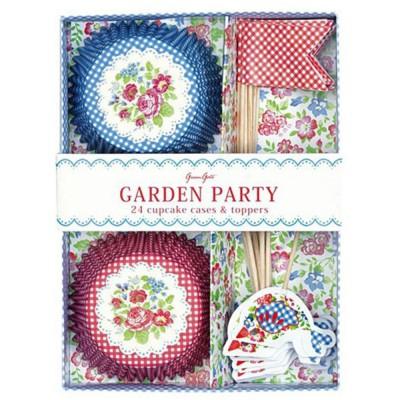 Garden Party : 24 Cupcakes...