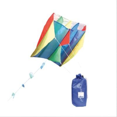 Cerf-volant de poche bleu