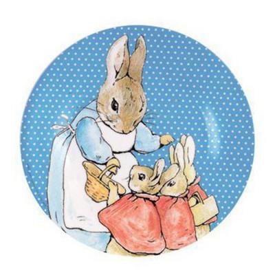 Peter Rabbit : assiette à...