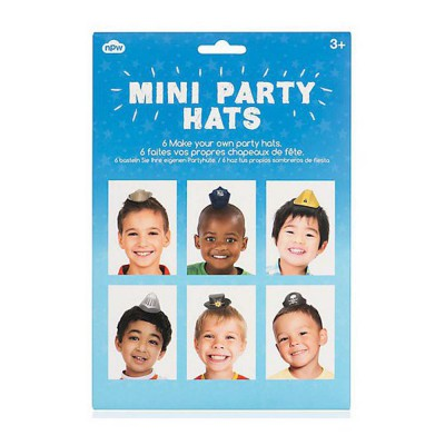 Mini Party Hats Boys