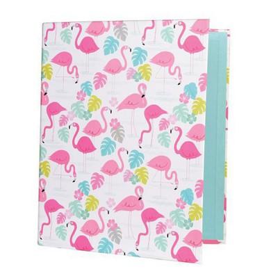 Classeur A4 Flamingo