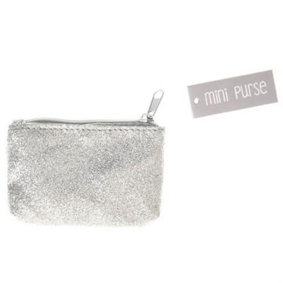 Mini porte-monnaie pailleté...