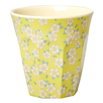Timbale Small Flower yellow