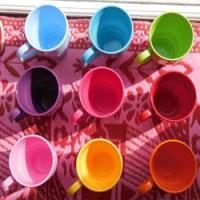 Timbales, bols, mugs ...