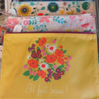 Cases and dress handkerchiefs